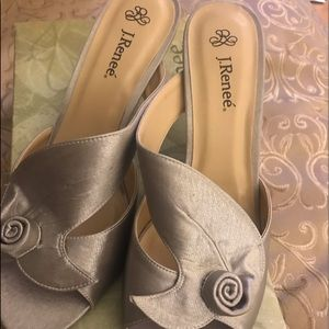 J Renee dress heels